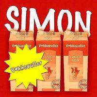Cover Simon [NL] - V*kkevuller